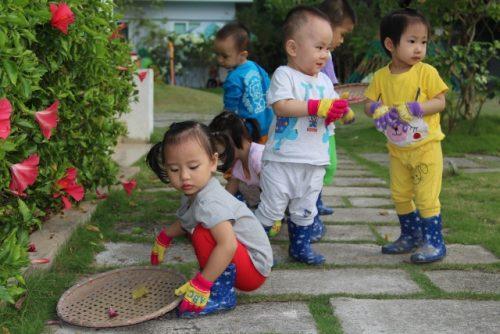 Dạy con kỹ năng sống ngay từ nhỏ là điều rất cần thiết