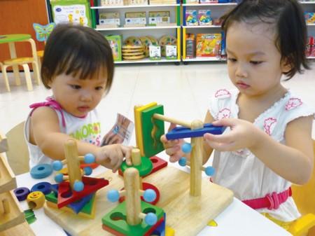 Một số phương pháp giáo dục trẻ thông minh sớm hiện nay