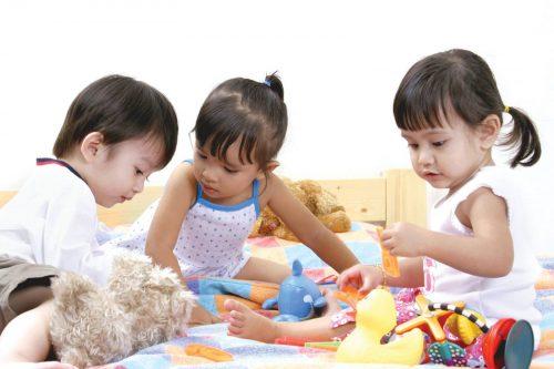 Giáo dục trẻ 3 tuổi phát triển trí thông minh