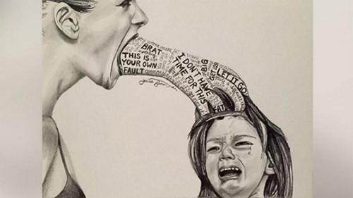 """Câu nói """"cửa miệng"""" nào của cha mẹ khiến con bị bệnh trầm cảm?"""