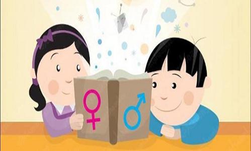 Giáo dục trẻ em nhận biết về giới tính