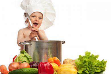 Hướng dẫn mẹ cách nấu cháo dinh dưỡng cho trẻ ăn dặm