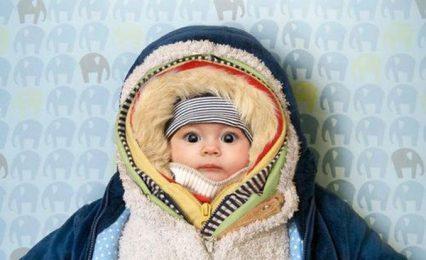 Những sai lầm phổ biến của mẹ khi chăm con mùa đông