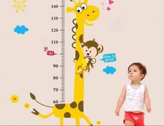 Chiều cao của trẻ nhỏ bị ảnh hưởng bởi những yếu tố nào?
