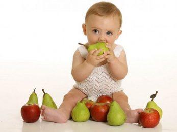 Những loại quả có lợi cho sự phát triển của trẻ