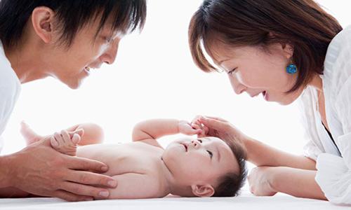Cách giáo dục trẻ sơ sinh của người Nhật