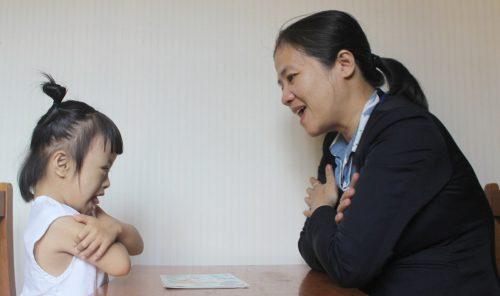 Để cuộc sống của trẻ khuyết tật được tốt hơn thì cần có chế độ học tập riêng
