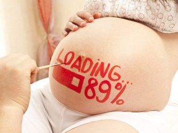 """Dấu hiệu sắp sinh trước 1 tuần mẹ bầu cần """"thuộc lòng"""""""