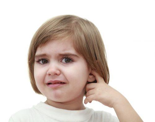Viêm tai giữa là căn bệnh dễ gặp ở trẻ nhỏ
