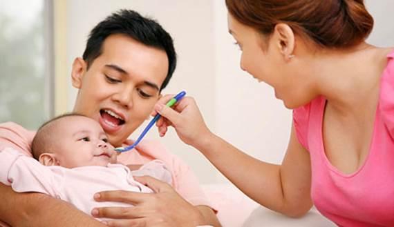 Chăm sóc trẻ bị ho lâu ngày
