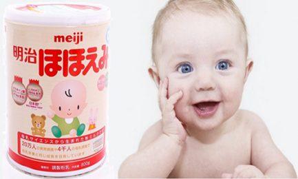 Sữa meiji có thật sự tốt cho sự phát triển của trẻ hay không?