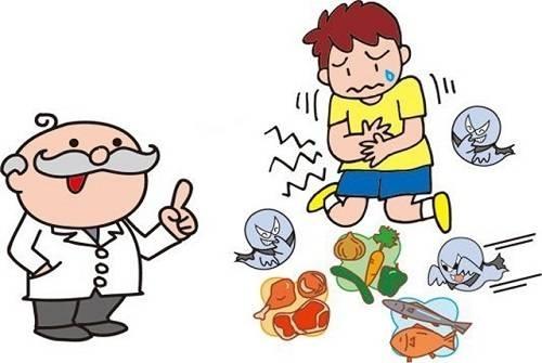 Nôn, đau bụng, co giật,... hãy nghĩ ngay trẻ bị ngộ độc
