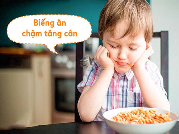 Bí quyết giúp trẻ thoát khỏi biếng ăn, chậm tăng cân