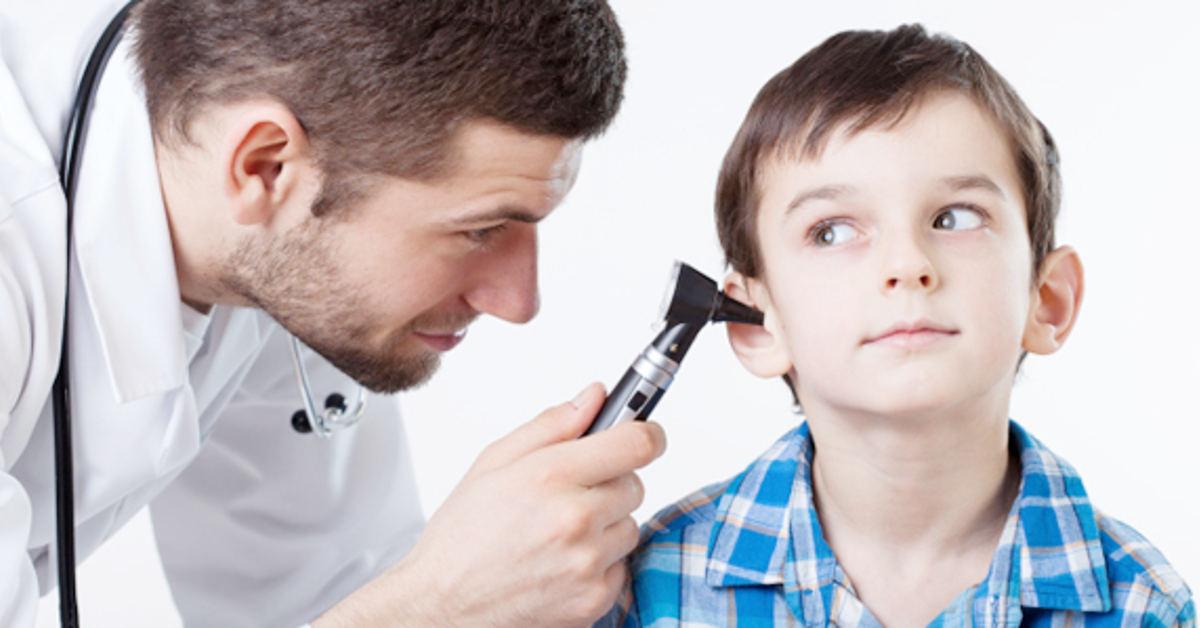 Khám sức khỏe nếu nghi vấn trẻ mắc bệnh